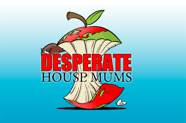 [Les Desperate House Mums] Citation du jour