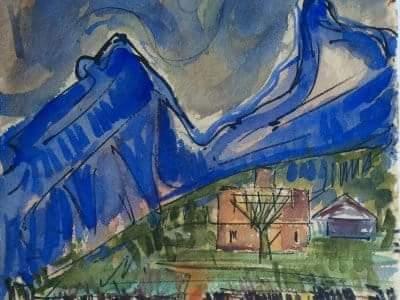 Les œuvres du « locataire du Plaza », Serge Constantin numérisées