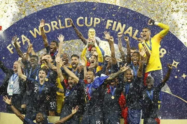Mondial 2018. Les images !