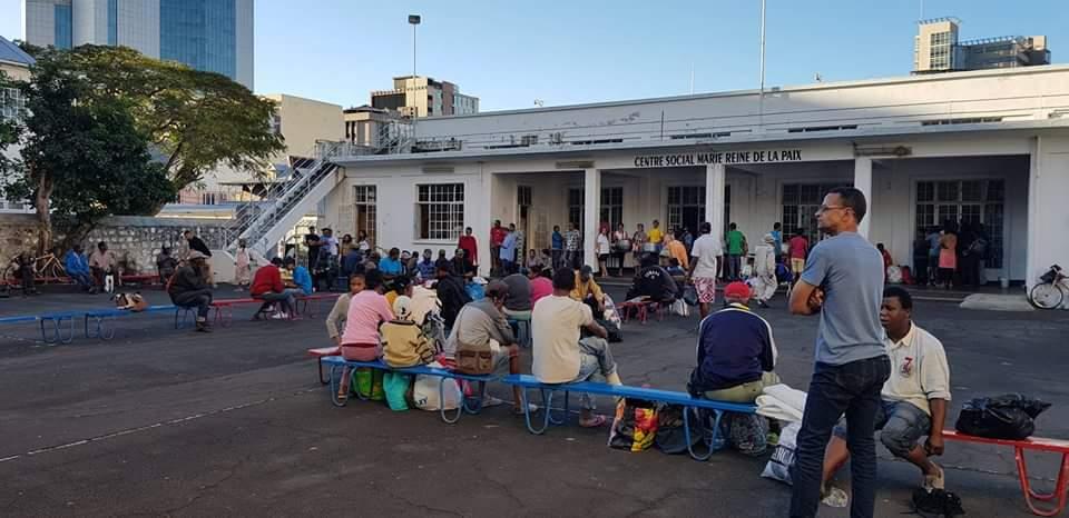 Un appel à la solidarité au Social centre Marie Reine de la Paix