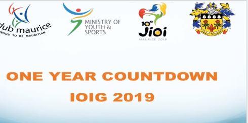 [Vidéo] Défilé des présélectionnés à Quatre-Bornes à l'occasion des 10es Jeux des îles