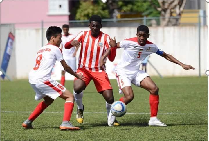Cosafa Cup U17- Le Baby Club M s'offre une éclatante victoire (6-1) contre les Seychelles dans le dernier match du groupe A