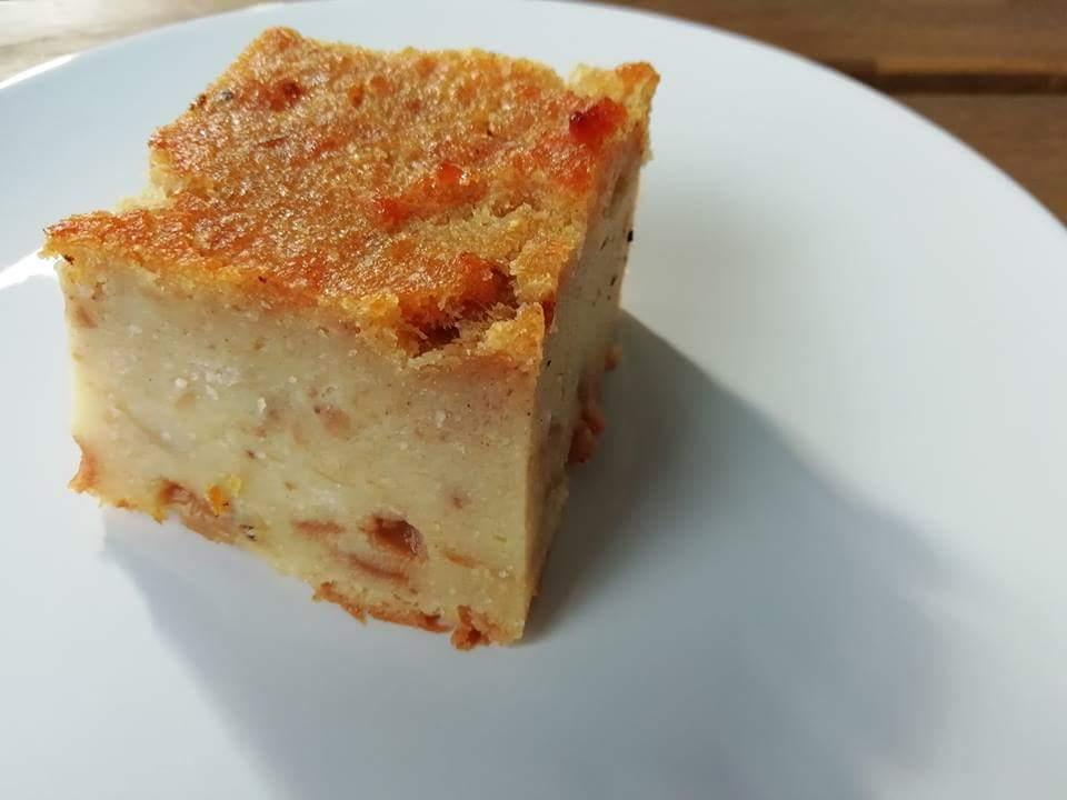 La recette de Schéhérazade : Le pudding de pain de sa maman