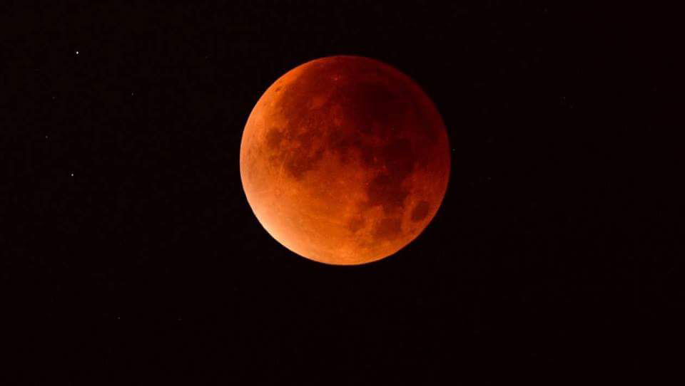 La plus longue éclipse totale de Lune du XXIe siècle ce vendredi