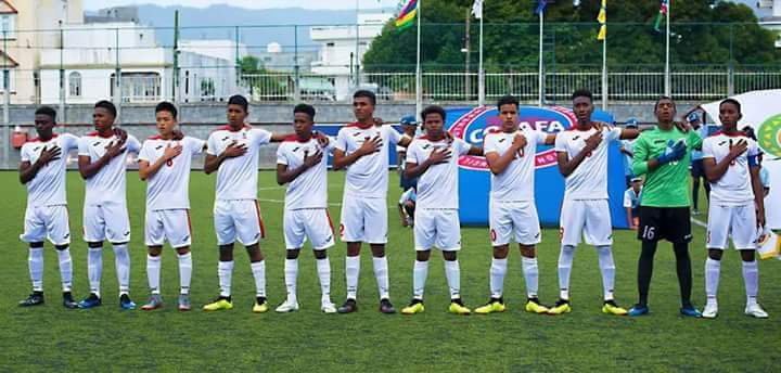 Cosafa Cup 2018 : Maurice en 1/2 finale !
