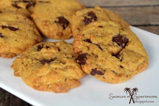 La recette d'Emmanuelle : Les cookies