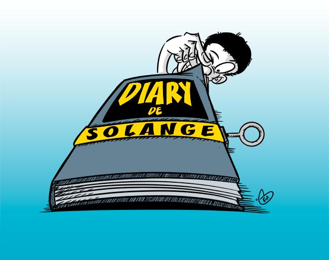 Le Best Of du Diary de Solange