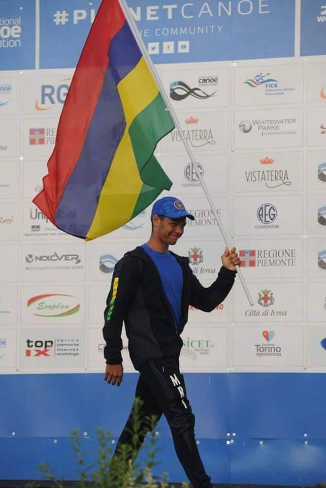 [Jeux d'Afrique de la Jeunesse 2018] Canoëkayak : L'or et la qualification olympique pour Saramandif