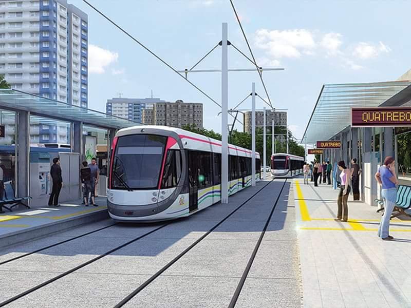 Gestion du Metro Express : Singapour et l'Inde sont en compétition pour le contrat