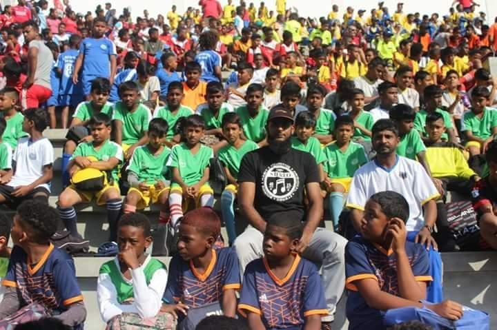 Football : la 19e édition du trophée International de Port-Louis s'est déroulée hier dimanche