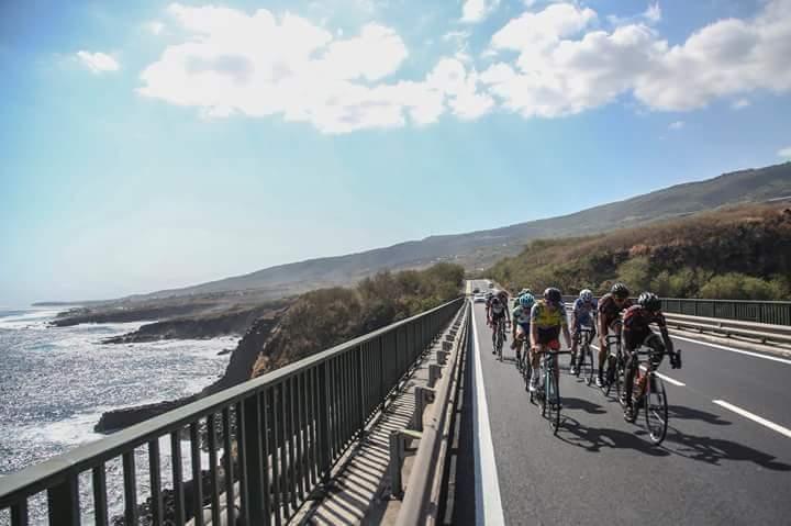 [Diaporama] Tour Cycliste de la Réunion 2018 :La Team MCB est à la 1e place du classement par équipe