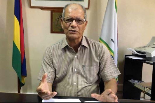 [Rodrigues] Von Mally dépose une motion de blâme contre le Chef Commissaire de Rodrigues, Serge Clair