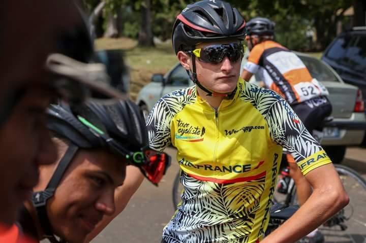 Tour Cycliste Antenne Réunion 2018 : Christopher Lagane garde le maillot jaune avant l'ultime étape de ce dimanche