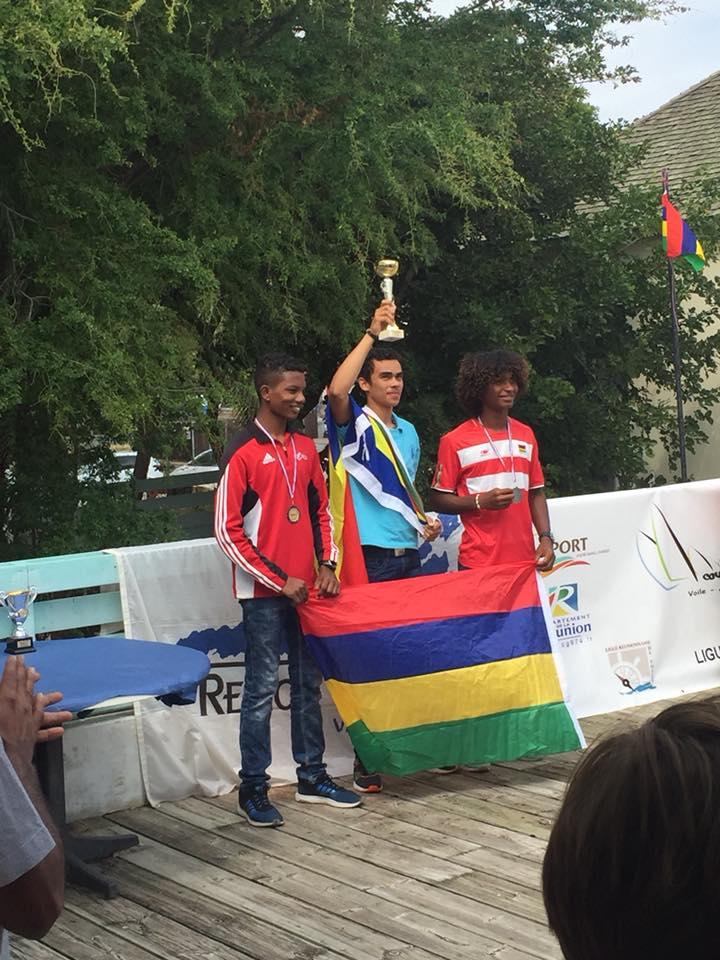 2018 - 6ième Coupe de l'Océan Indien (COI) à La Réunion -Résultats définitifs