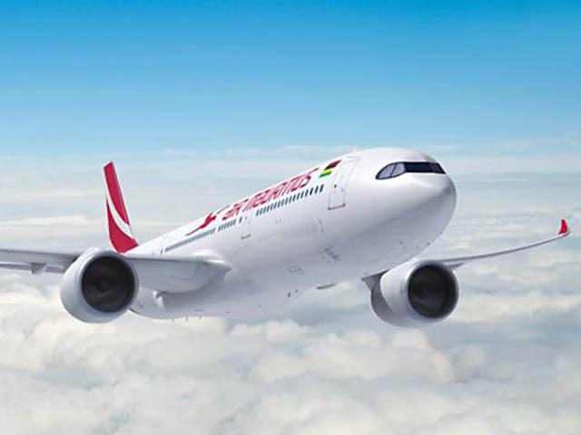 Air Mauritius dans le rouge au premier trimestre: Des pertes de Rs 591 millions enregistrées