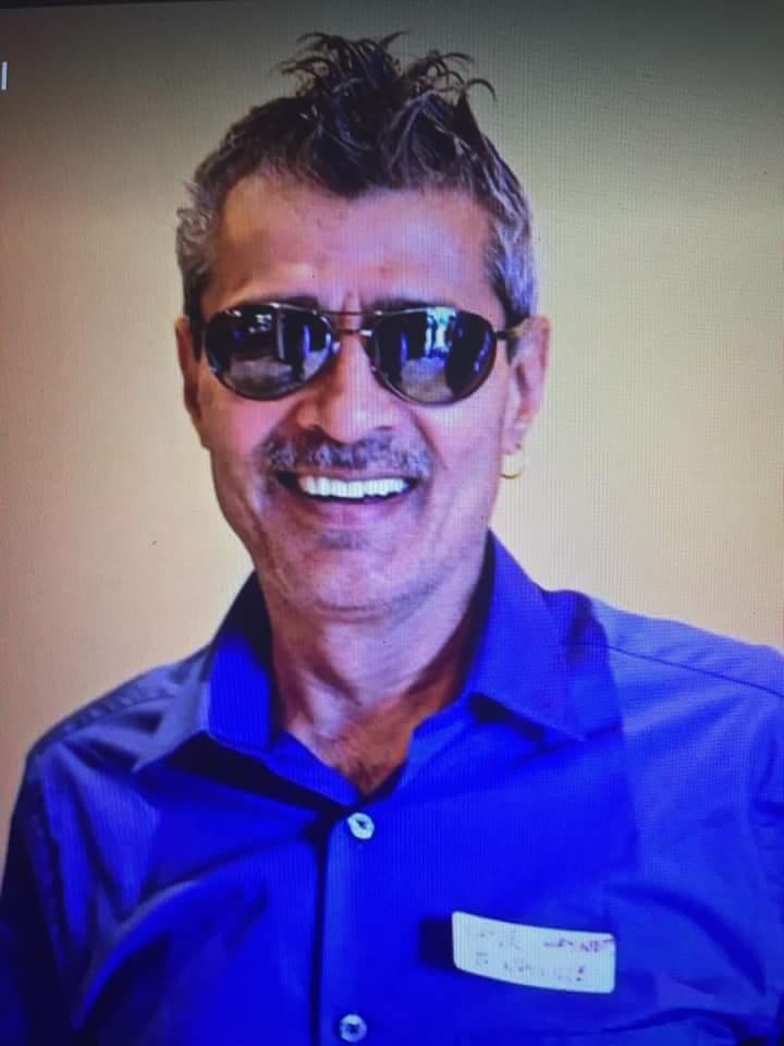 Portrait in prose of an Ultra-Marathoner – Rajeev Patel – by Rattan Gujadhur