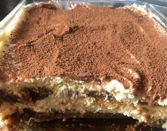 La recette de Oummé : Le Tiramisu