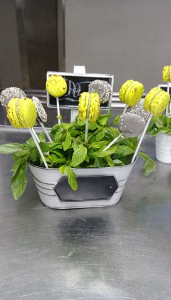 La recette de Denis Rajah : Les Macarons