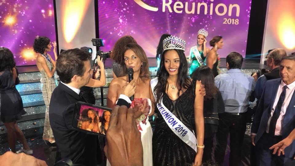 [Vidéo] Miss Réunion 2018 : Morgane Soucramanien