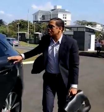 L'enquête concernant Alvaro Sobrinho complexe selon Beekarry
