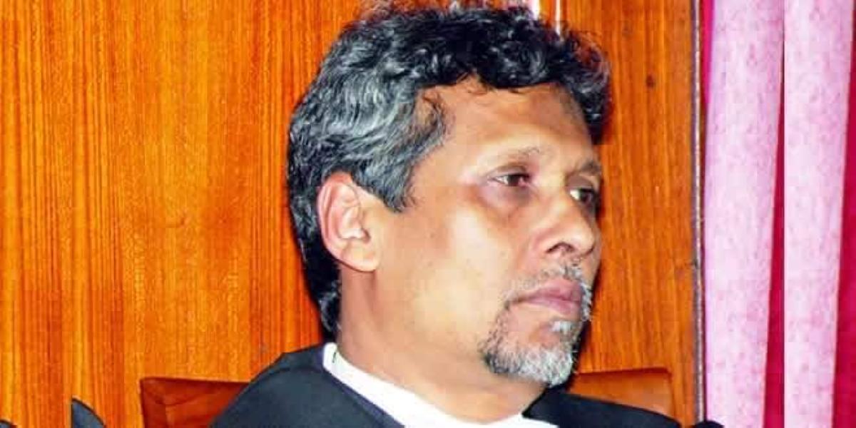 Commission d'enquête : La colère du juge Caunhye