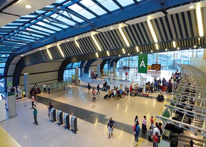 À l'aéroport : Un vétérinaire arrêté pour possession de munitions