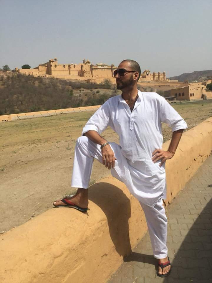 Jaipur-Amber Fort.