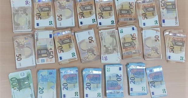 Deux ressortissants sud-africains arrêtés pour blanchiment d'argent