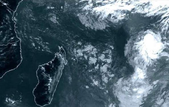 Saison Cyclonique -Dépression tropicale