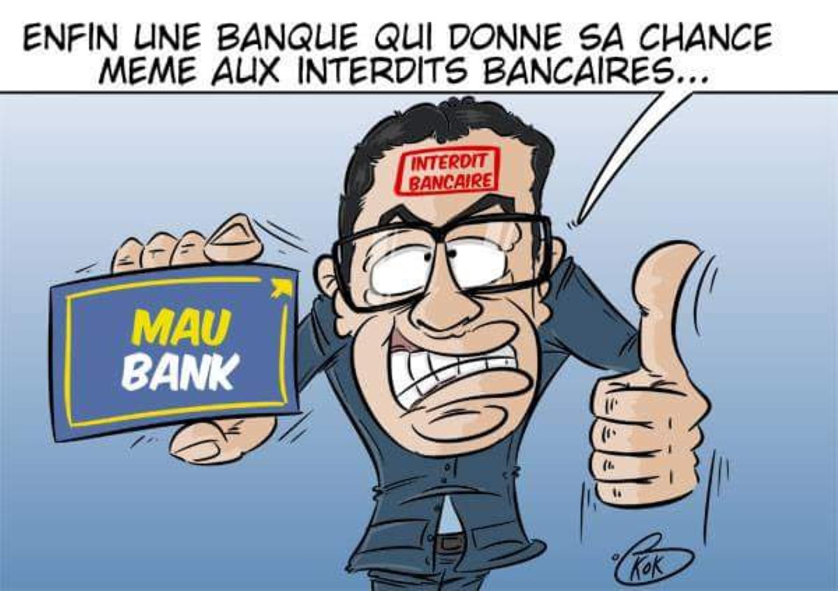 L'actualité vue autrement : Anoop Nilamber, nouveau CEO de la MauBank est interdit bancaire
