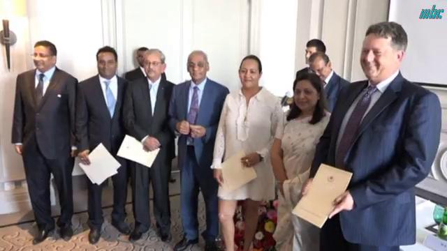 Diplomatie : Cinq nouveaux consuls honoraires reçoivent leur lettre de nomination