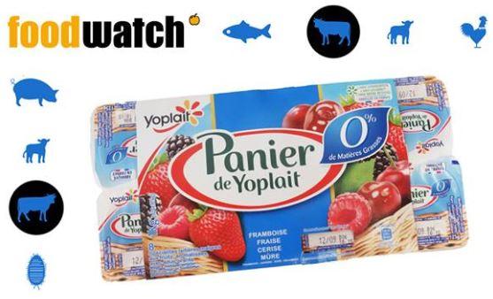"""Foodwatch dénonce les """"animaux cachés"""" dans les aliments"""