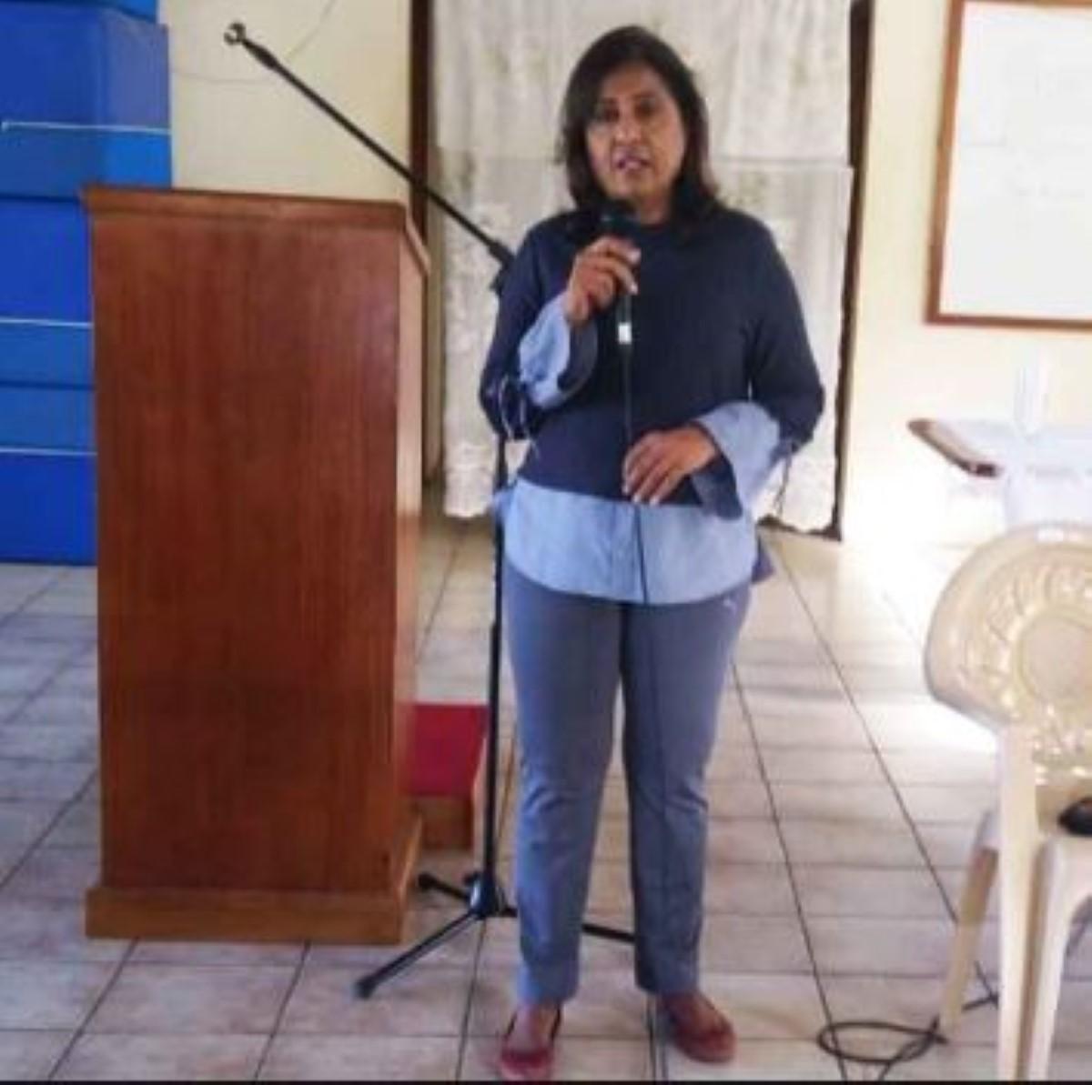 [Agaléga] Fazila Dawreeawoo après 48 heures de visite fait des promesses de Noël...