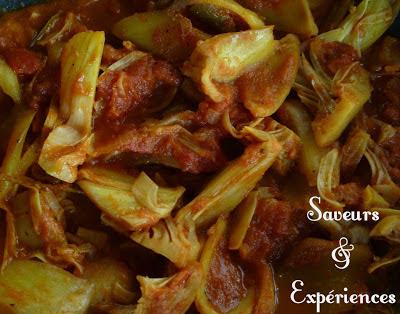 La recette d'Emmanuelle : Cari de Jacque de Maurice