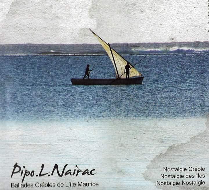 """Philippe """"Pipo"""" Nairac et ses Ballades créoles de l'île Maurice"""