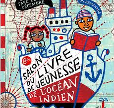 8e édition salon du livre de Jeunesse de l'Océan Indien à St Leu, île de la Réunion