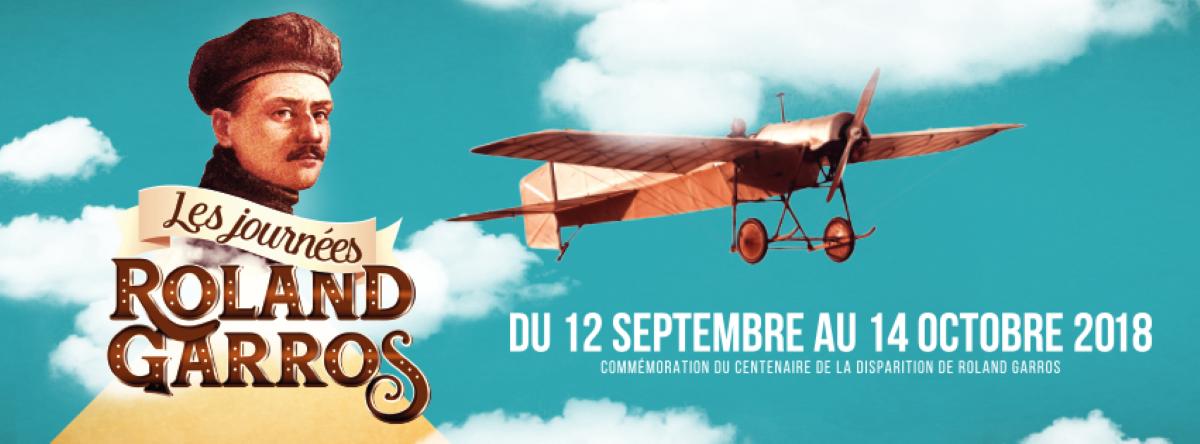 [Vidéo] 100ème anniversaire de la disparition de Roland Garros, pionner et héros de l'aviation française