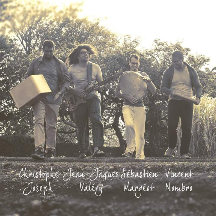 [Vidéo] Le lancement de l'album Terre de Sébastien Margéot