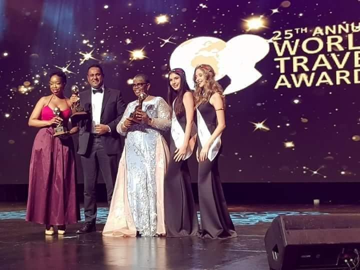 World Travel Awards 2018 : Air Mauritius rafle cinq prix