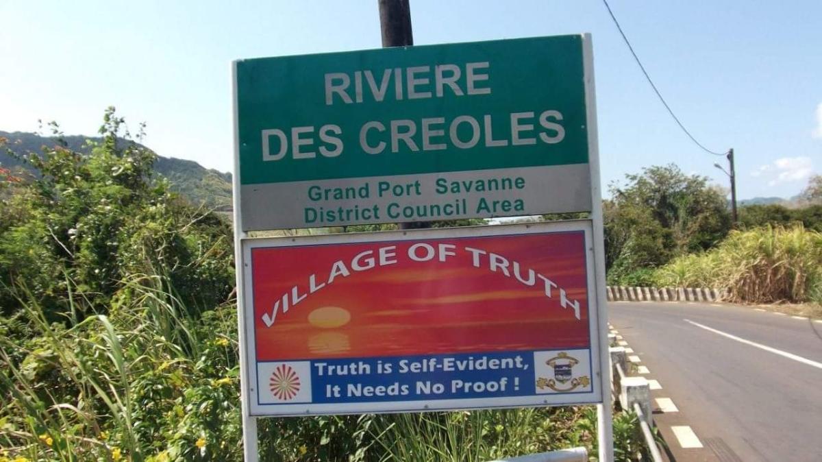 Une maison saccagée à cause d'une histoire d'amour à Rivière-des-Créoles