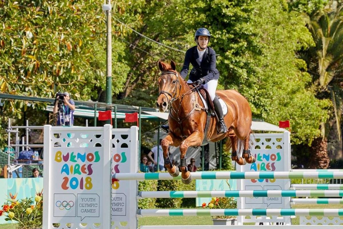 Photo Credits to Federation Fédération Equestre Internationale - Liz Gregg