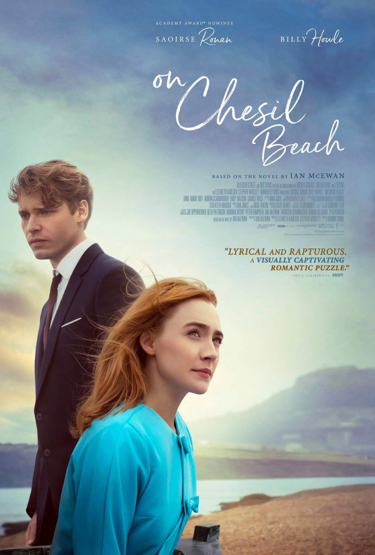 -On Chesil Beach - The Movie Review by Rattan Gujadhur