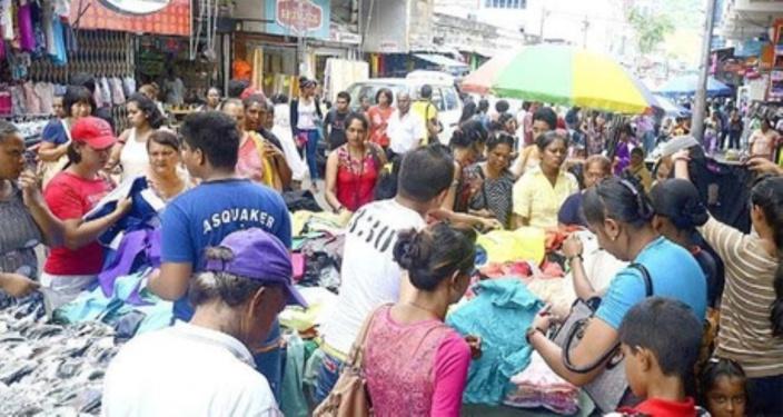 Un plan de relogement finalisé pour les marchands ambulants