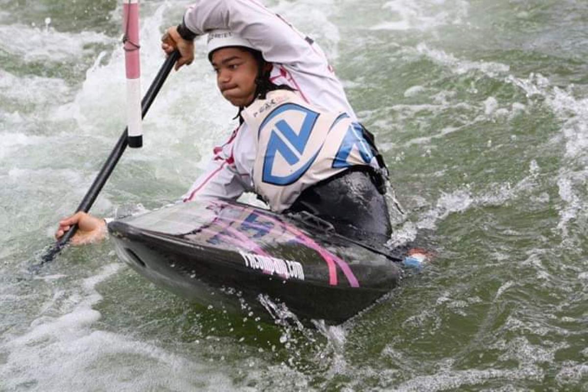 Buenos Aires 2018- JO de la Jeunesse : Terrence Saramandif médaillé d'or en Canoë-kayak