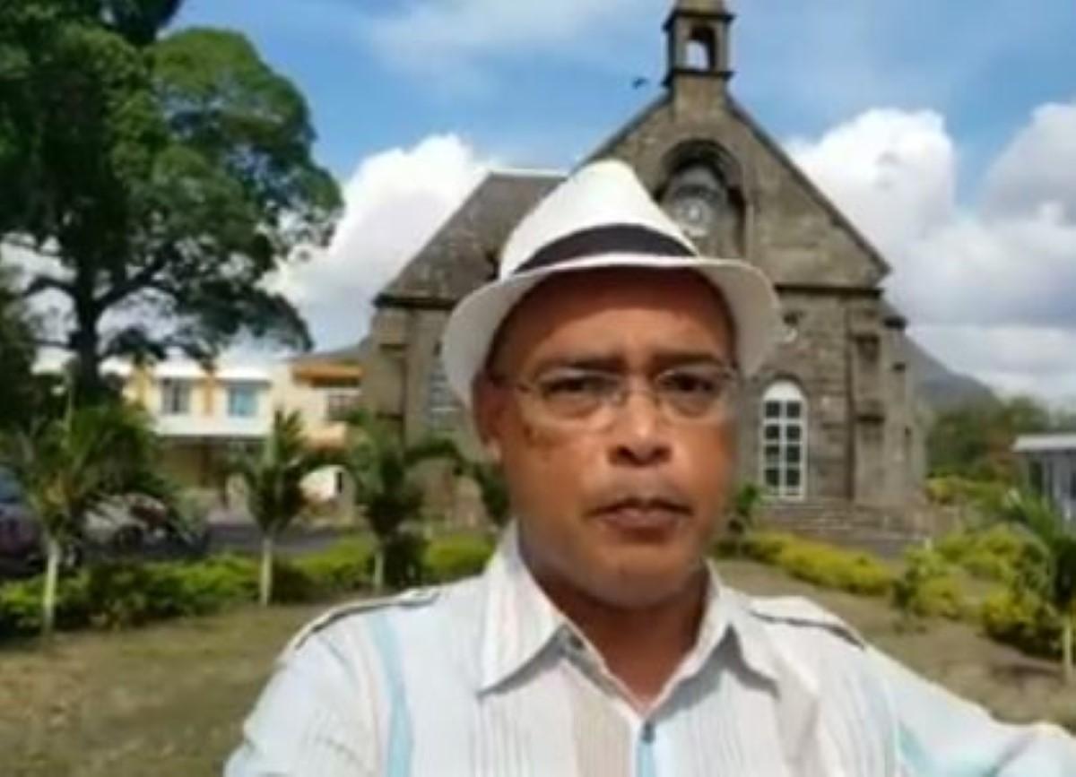 [Vidéo] Zistwar L'Egliz Saint Sauveur (Bambous) par Alain Jeannot