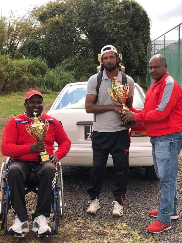 [Diaporama] National Wheelchair Tennis Championship