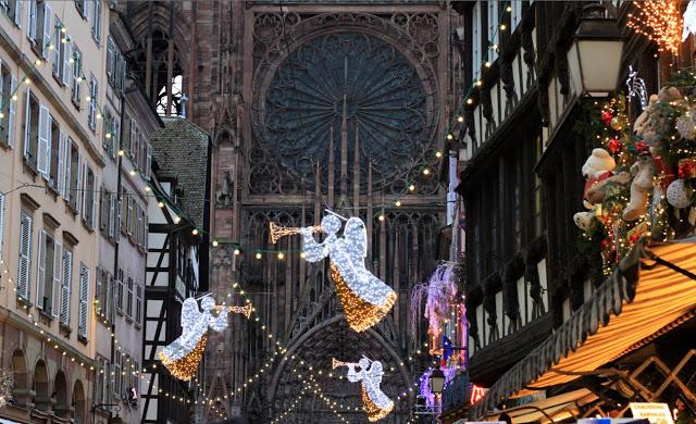 La chronique d'Emmanuelle : Noël à Strasbourg, féerique!