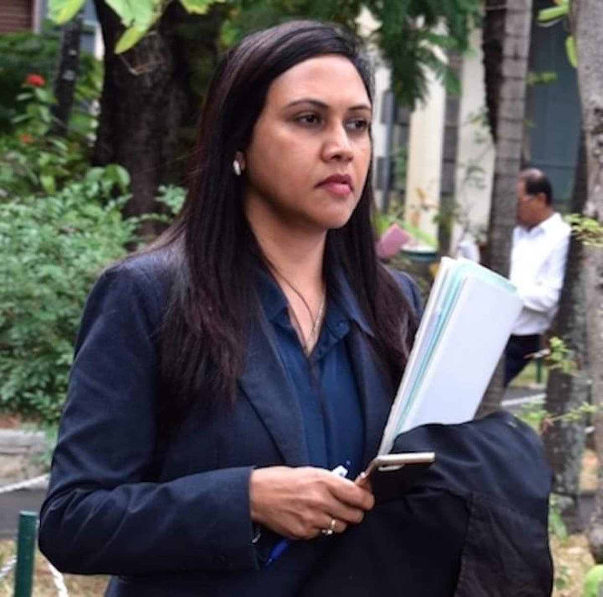 Éventuelle nomination d'Ammanah Saya Ragavoodoo à l'Electoral Boundaries Commission: l'opposition défile chez le président de la République par intérim