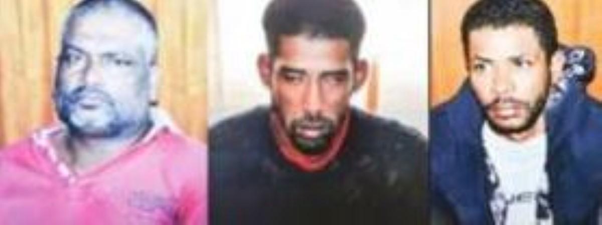 Saisie de 110 kilos de drogue : Les trois suspects maintenus en détention et leurs domiciles perquisitionnés