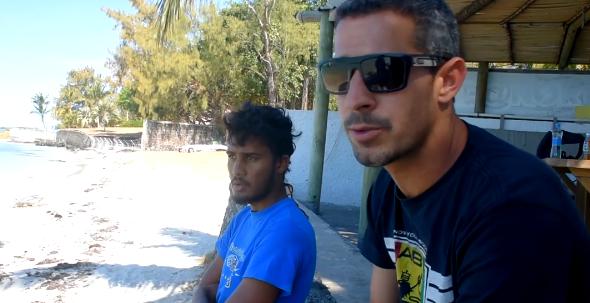 [Vidéo] Aquaculture : Protez Nou Lagon lance un cri d'alarme